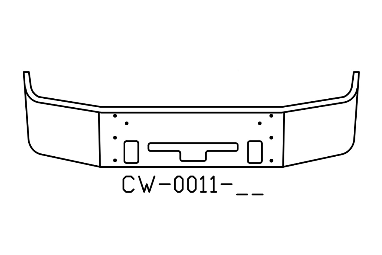 120-CW-0011-17 Aftermarket, Fits Freightliner Century