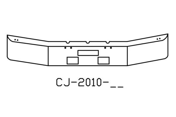 120-CJ-2010-04 Aftermarket, Fits Freightliner FLD120