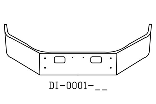 130-DI-0001-15 Aftermarket, Fits GMC C4500 & C5500 14