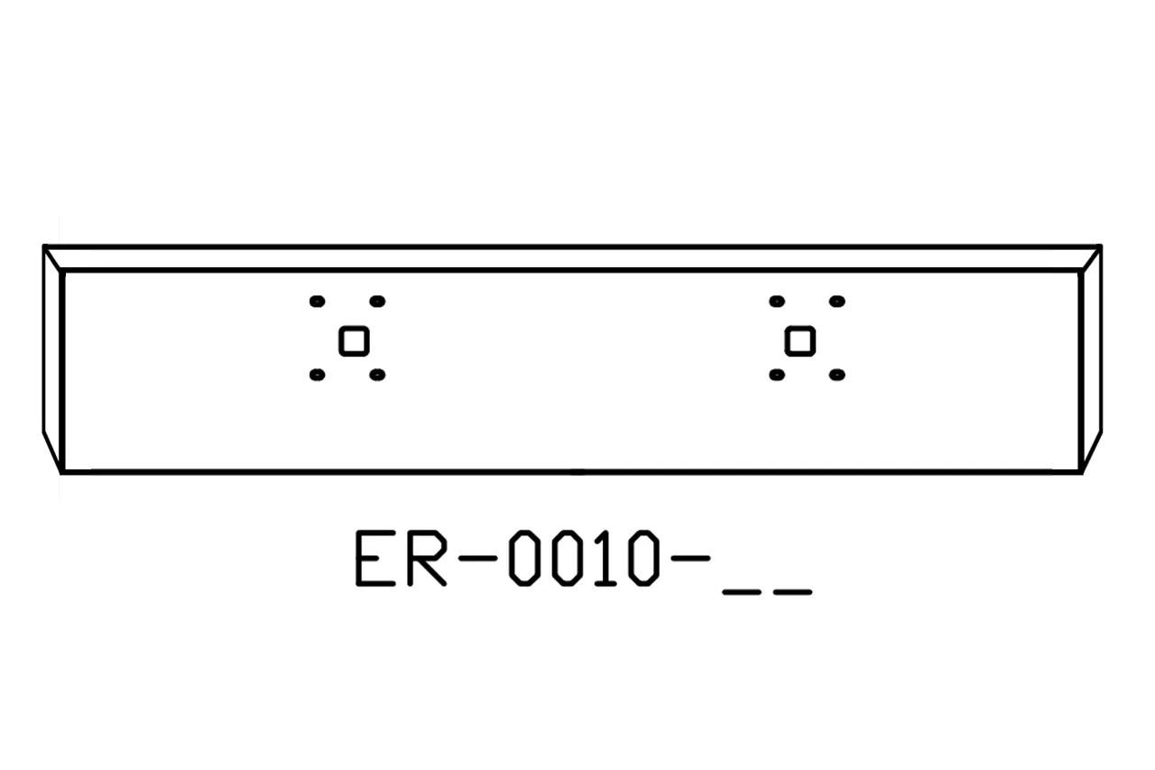 V-ER-0010-11 Aftermarket, Fits International 9900IX 18
