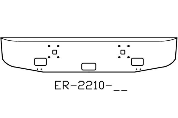 160-ER-2210-02 Aftermarket, Fits International 9900IX 16