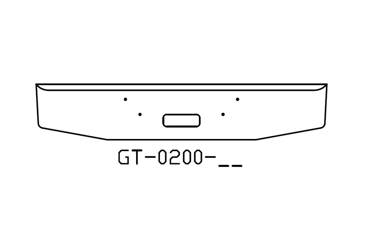 V-GT-0200-02 Aftermarket, fits Mack Granite 16