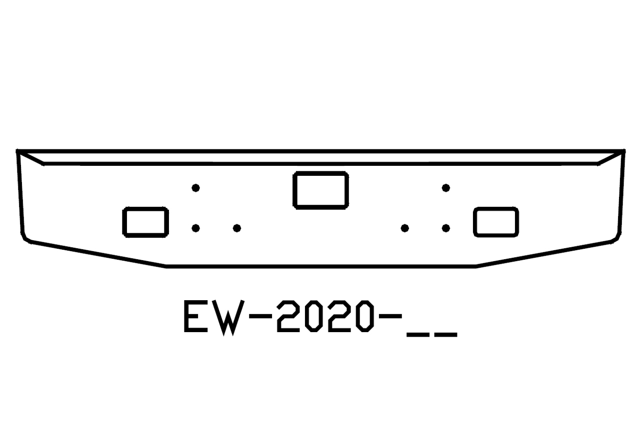 V-EW-2020-06 Aftermarket, Fits International 5900I 18
