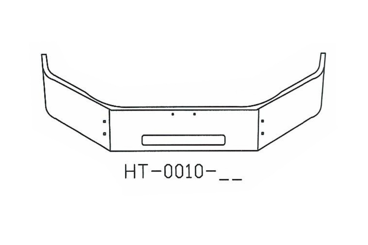 170-HT-0010-15 Aftermarket, Fits 2006 and newer Peterbilt