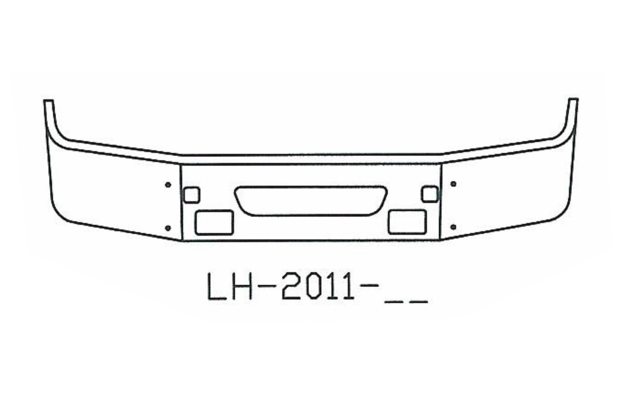 2004 to 2015 Volvo VNL64T, VNL 630, VNL 670, VNL 780