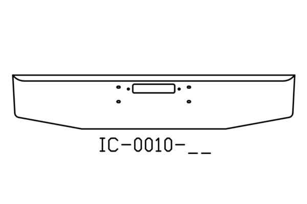 190-IC-0010-02 Aftermarket, Fits 1989 to 2007 Western Star