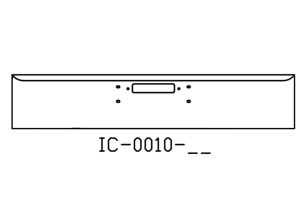 190-IC-0010-11 Aftermarket, Fits 1989 to 2007 Western Star