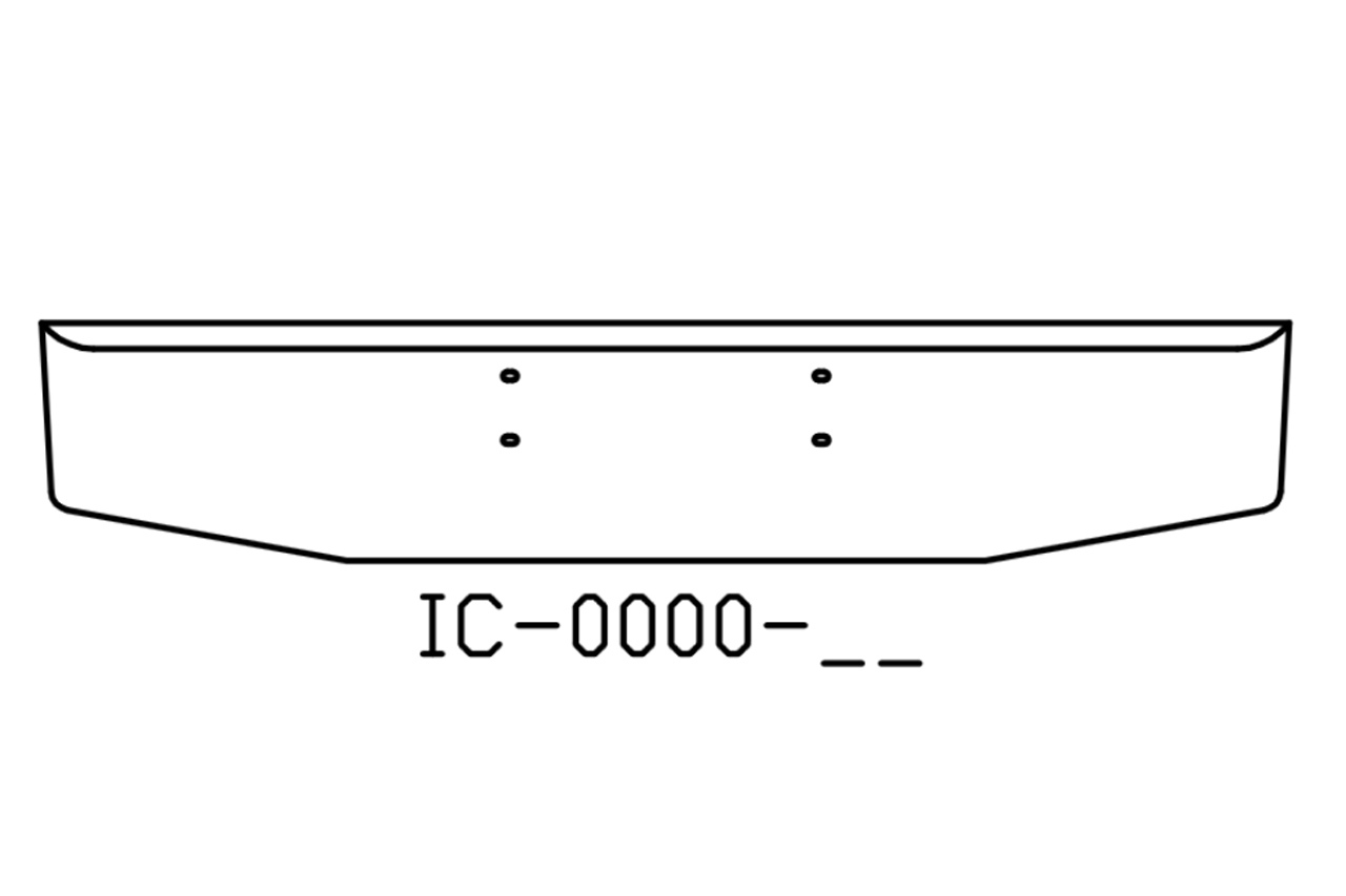 190-IC-0000-11 Aftermarket, Fits 1989 to 2007 Western Star