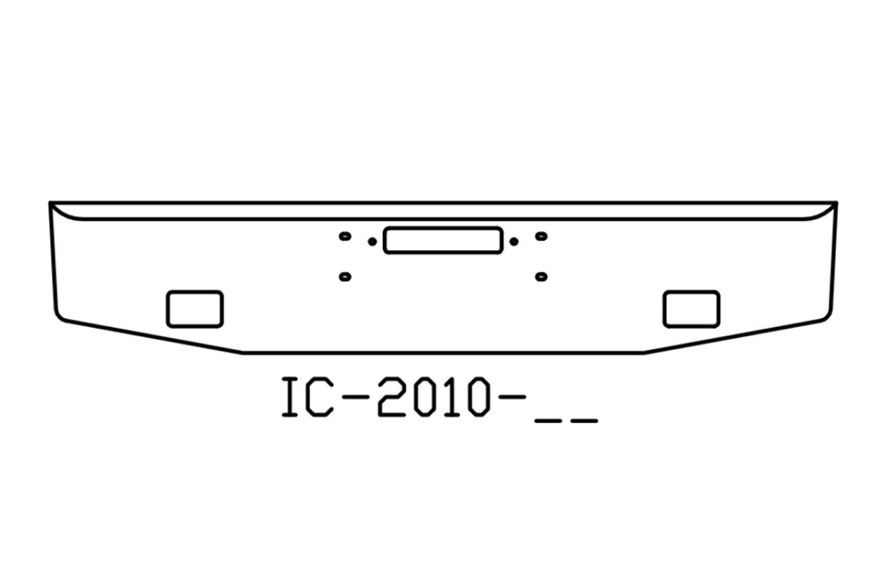 190-IC-2010-02 Aftermarket, Fits 1989 to 2007 Western Star