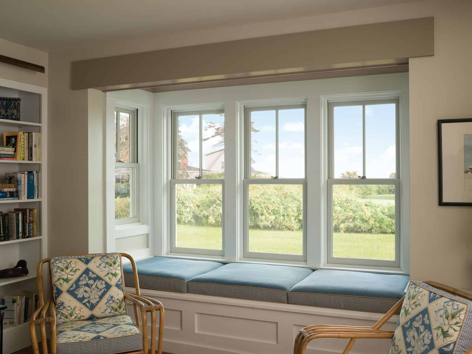 Wood Windows  Jones Paint and Glass  Wood Replacement