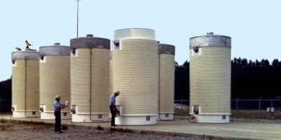 Dry cask storage