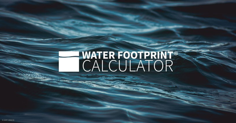 Find Your Water Footprint