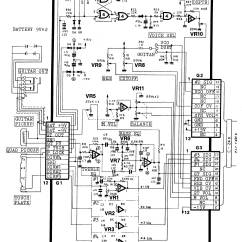 Meyer Plow Controller Wiring Diagram 1991 Honda Civic Hatchback Stereo Roland G-88 Bass Guitar Synthesizer Gr-33b