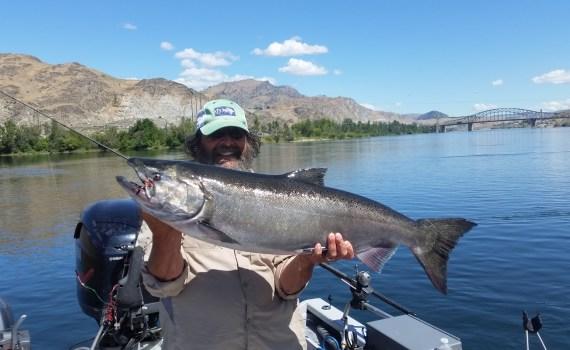Upper Columbia Summer Chinook