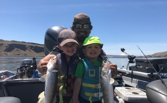 Columbia River Walleye