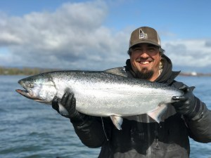 Columbia River Spring Chinook