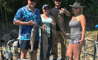 Clearwater River Spring Chinook
