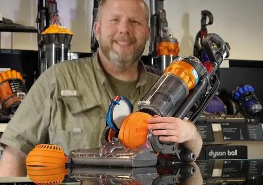 South Carolina Vacuum Cleaner Repair