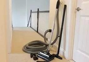 central vacuum powered hose - Jones Vacuum Center South Carolina