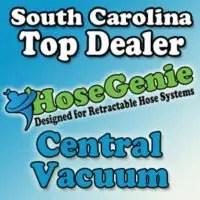 South Carolina Hose Genie Central Vacuum Dealer