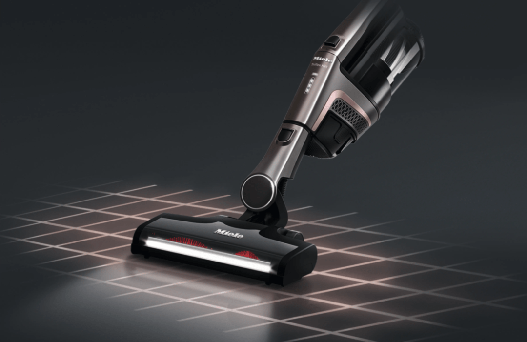 Miele TriFlex Effortless Cleaning