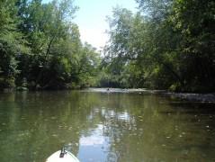 Caddo River fishing