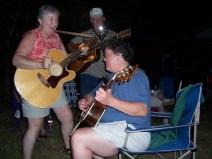 060701-57 Valley Cousins A Pickin _amp_ A Grinin