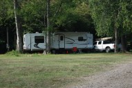 Jones RV site