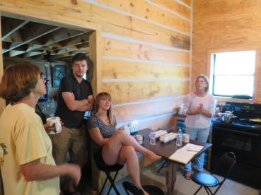 2017JUL4 Cubage cabin bunch