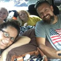2017JUL4 christine's crew