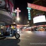 Tuk Tuks In Thailand Tips and Advice