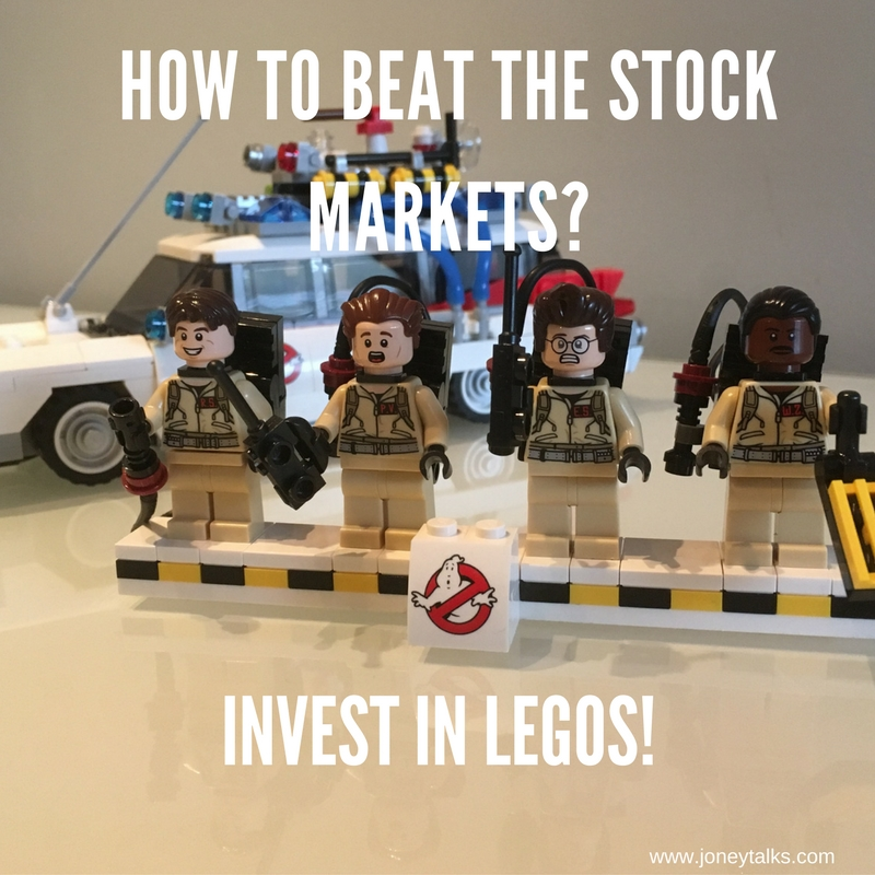 How to beat the stock markets? Invest in Legos!