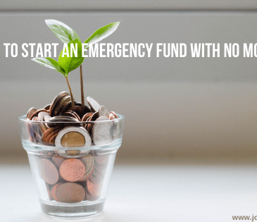 Emergency fund money saving tips