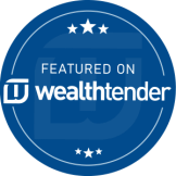 featured on Wealthtender badge