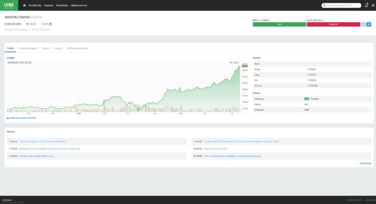 Lynx online broker interface 2020 #onlinebroker #stockmarkets #investing