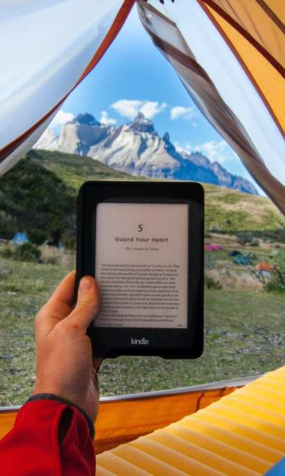 Kindle travel book