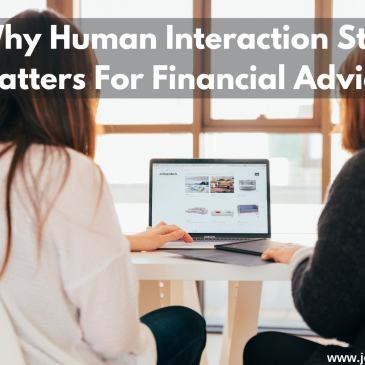 human interaction financial advice