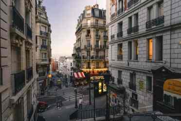 Paris Europe Montmartre