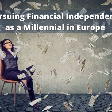 Financial independence millennial Europe