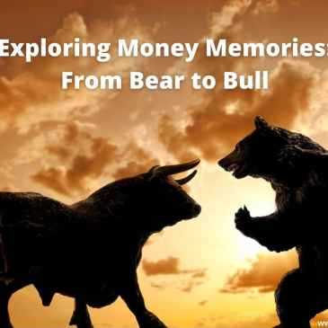 Bear and bull #stockmarkets #finance #investing
