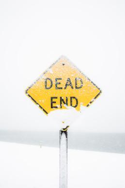 Dead end wrong career #deadendjob