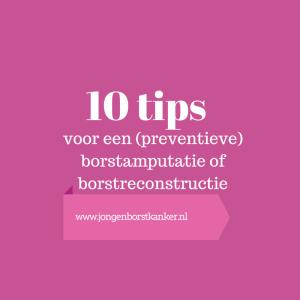 10 tips nieuw