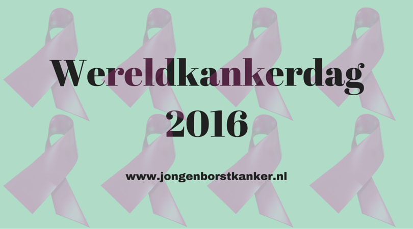 Wereldkankerdag 2016 (1)