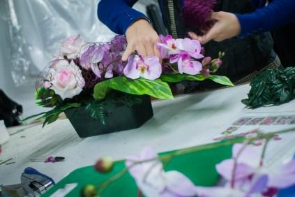 fabrication fleurs artificielles (7)