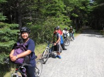 Bike trip in Acadia National Park!