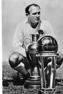 "Alfredo Di Stéfano. (gambar: ""Pinterest"")"