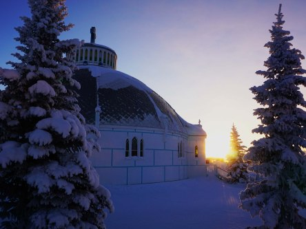 Return of the Sun, Igloo Church Inuvik
