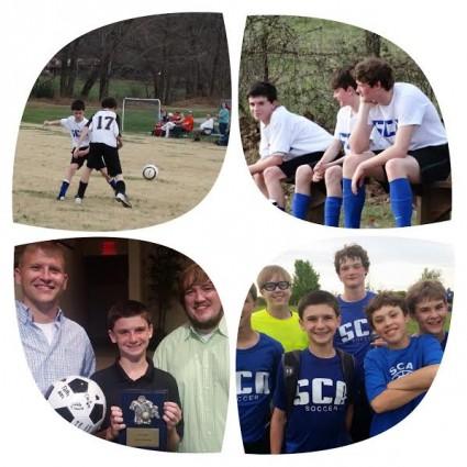 April soccer
