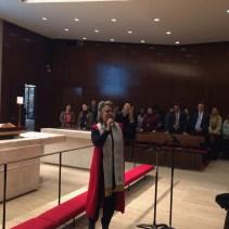 World Interfaith Harmony Celebration, Tillman Chapel, UN