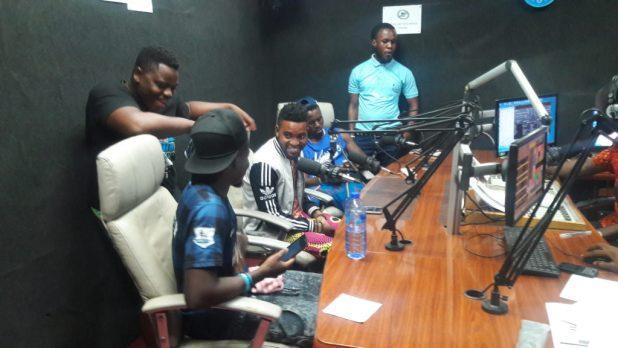 Gallaxy live on Kuul FM
